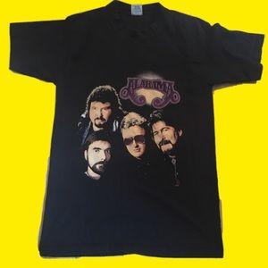 Vintage 1992 Alabama single stitch t shirt